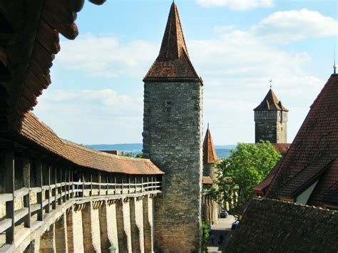 Germany's Fairy-Tale Dream Town: Rothenburg