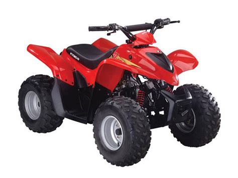 2014 Kymco Mongoose 90 Review - Top Speed