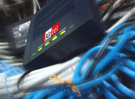 Airtel Broadband users up in arms over download caps on