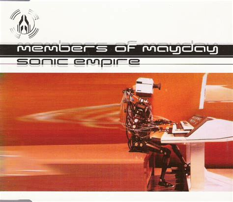 Members Of Mayday - Sonic Empire (1997, CD)   Discogs