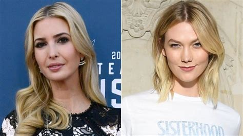 The truth about Ivanka Trump and Karlie Kloss