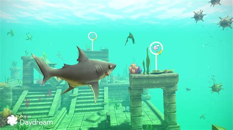 Sito Ufficiale Ubisoft - Hungry Shark VR