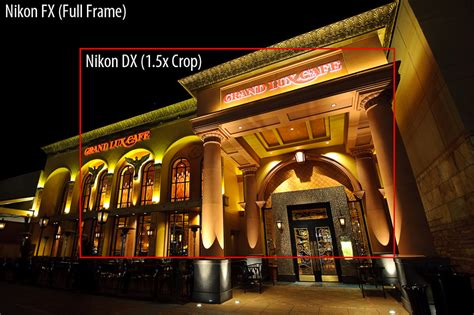 Nikon DX vs FX - A Detailed Analysis and What You Need to Know