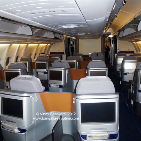 In-flight review: Lufthansa new Business Class: Boeing 747