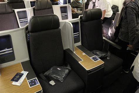 American Airlines 767-300 First Class Review -- Over The