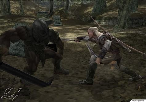 The Lord of the Rings: The Two Towers Screenshots