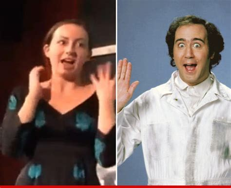 Andy Kaufman's Daughter Hoax | Know Your Meme