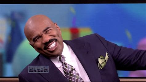 A Surprise Steve Harvey Never Saw Coming - YouTube