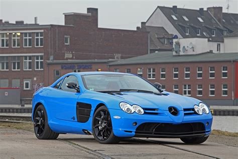 2010 Mercedes SLR McLaren By CUT48 And Edo Competition