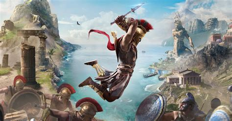 Game Review: 'Assassin's Creed Odyssey' is an Epic Journey