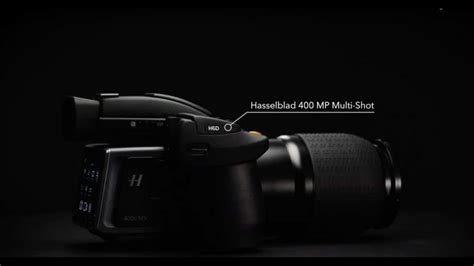 400-Megapixel Multi-Shot Medium Format Camera Launched by