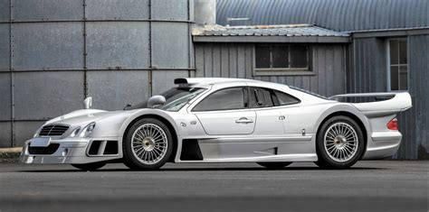 Mercedes-Benz AMG CLK GTR might sell for more than $5 million