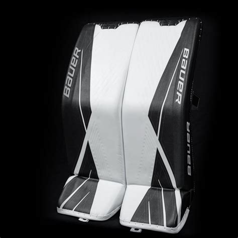 Bauer Ultrasonic Leg Pad First Look Review – The Hockey