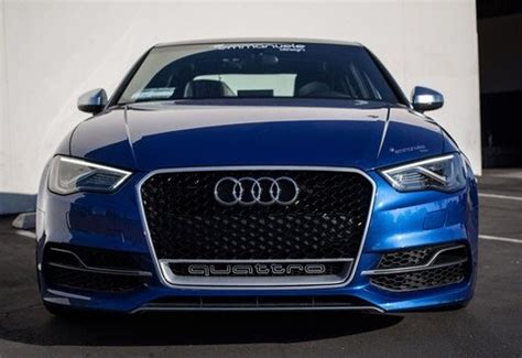 Yay or nay? RS3 Quattro grill - AudiWorld Forums