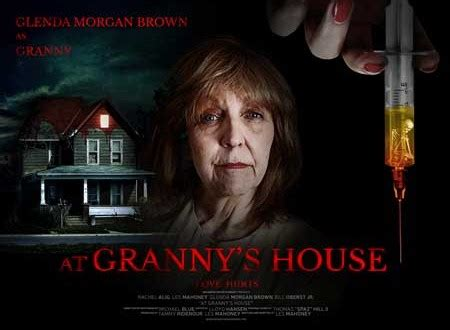Hitchcockian Thriller AT GRANNY'S HOUSE - First Pics   HNN