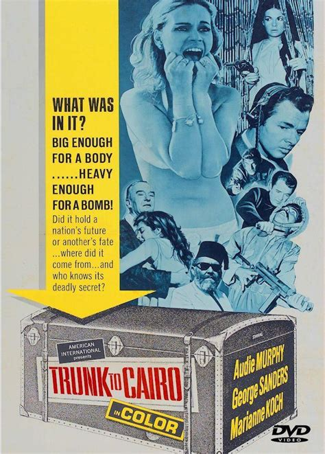 Trunk to Cairo (1965)