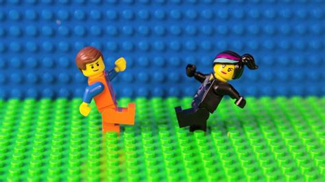 Everything Is AWESOME!!! -- The LEGO® Movie -- Tegan and