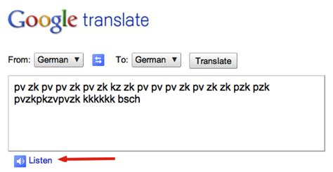 How to Make Google Translate Beatbox | The Mary Sue