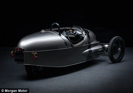 Morgan reveals electric three wheel car modeled after