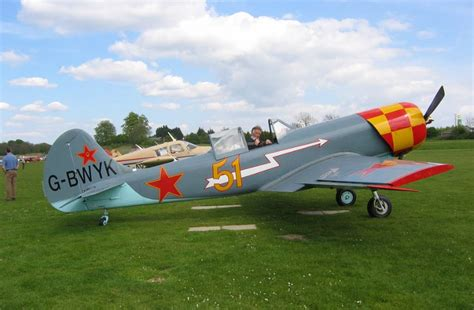 Yak UK | Aircraft |YAK 50 for Sale - sold in 2 weeks