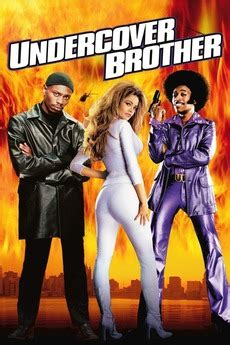 Undercover Brother (2002) directed by Malcolm D