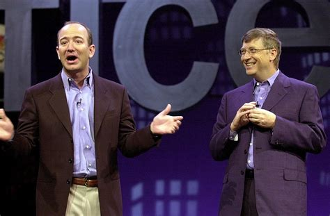 What Would It Take For Jeff Bezos To Overtake Bill Gates