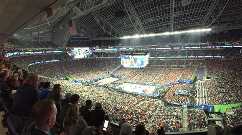 Temporary courtside network helps set Final Four Wi-Fi records