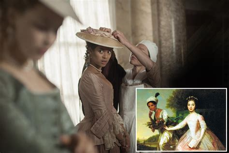 The story behind Dido Belle - the bi-racial Londoner who