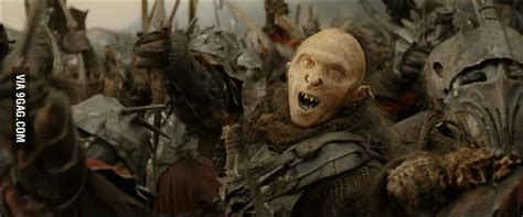The most handsome orc in the lord of the rings - 9GAG