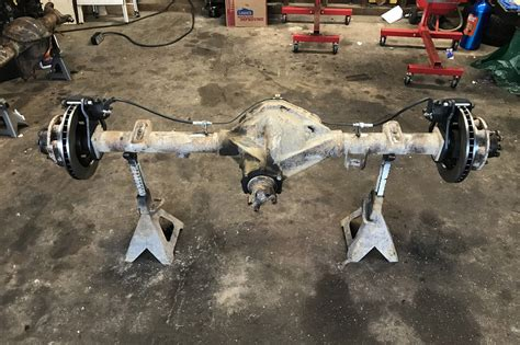 How to Swap Budget Disc Brakes Onto a GM 14-bolt Axle