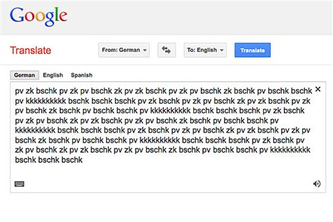 Did You Know You Can Make Google Translate Beatbox?