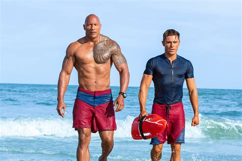 'Baywatch' Review - 'Baywatch' Will Probably Become the