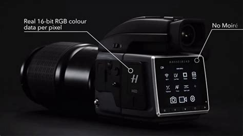 400 MP Camera | Hasselblad H6D 400C - YouTube