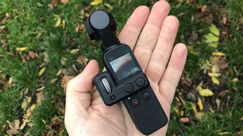 DJI updates Osmo Pocket firmware with phase detection AF
