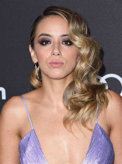 CHLOE BENNET at Audi Celebrates 70th Emmys in West