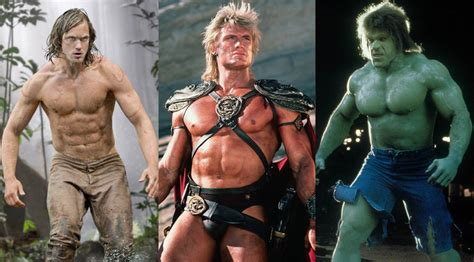13 Cheap and Easy Halloween Costumes for Jacked Guys