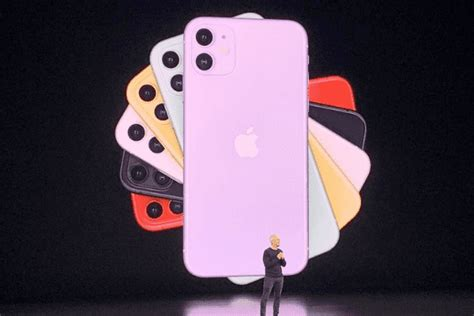 Apple unveils iPhone 11, iPhone 11 Pro with camera