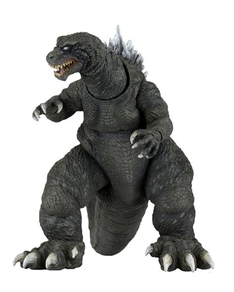 Details on Godzilla Figure from Giant Monsters All-Out