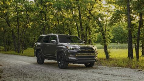 2019 Toyota 4Runner Nightshade Special Edition | Top Speed
