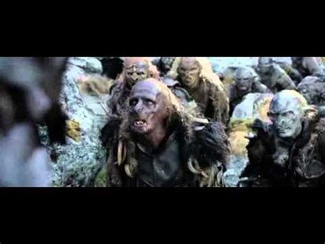 Orc vs Goblin lord OF the ring - YouTube