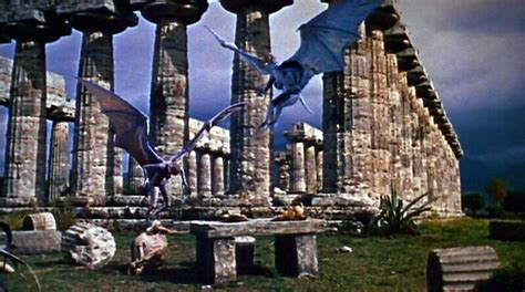 Movies and the posters by Ray Harryhausen — The Vintage
