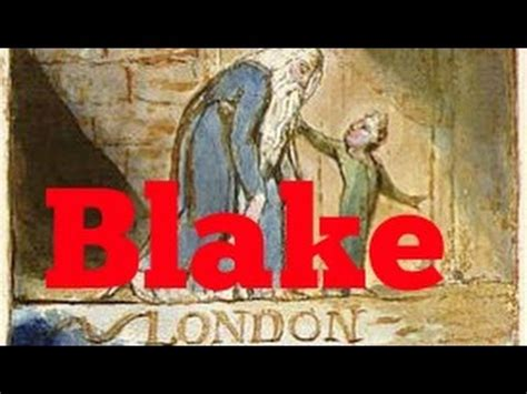 Grade 9 Analysis of William Blake's London, with Context