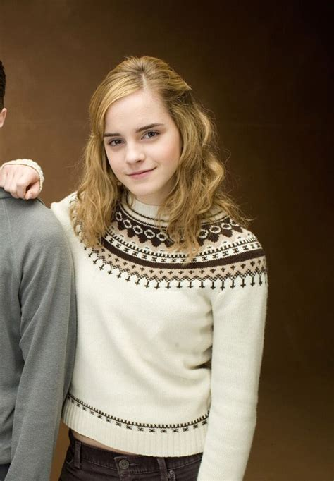 """Emma Watson in """"Harry Potter And The Order Of The Phoenix"""