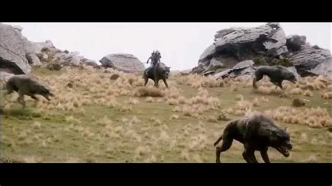 The Hobbit - Orc attack