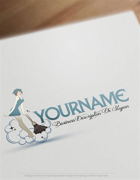Exclusive design: Cleaning company logos FREE Business Card