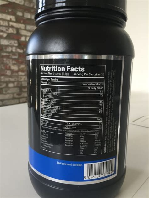 MyProtein TheWhey Review — Is It Their Best? - BarBend