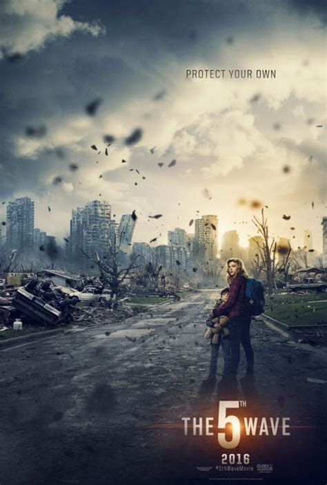 movie poster background | The 5th wave movie, The 5th wave