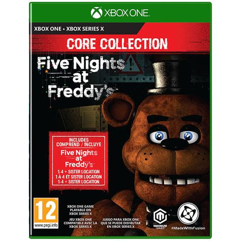 Buy Five Nights at Freddy's: Core Collection on Xbox One